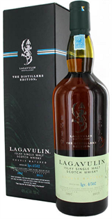 Lagavulin Scotch Single Malt Distillers...